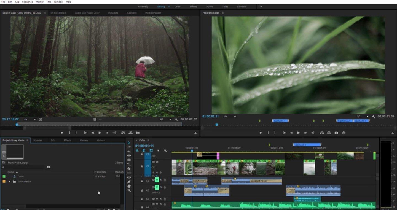 Avis Adobe Première : plateforme de montage vidéo - appvizer