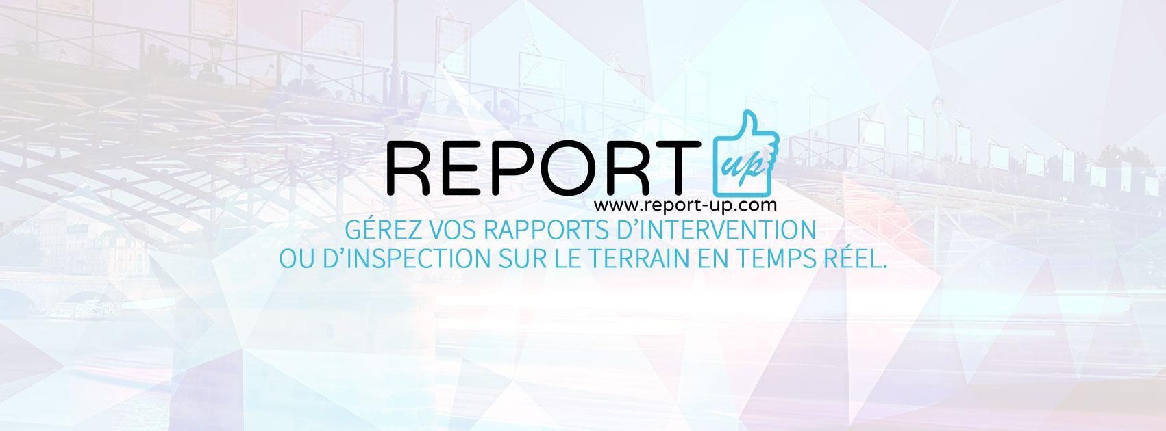 Avis Report-Up : GÉREZ VOS RAPPORTS SUR LE TERRAIN EN TEMPS RÉEL - Appvizer