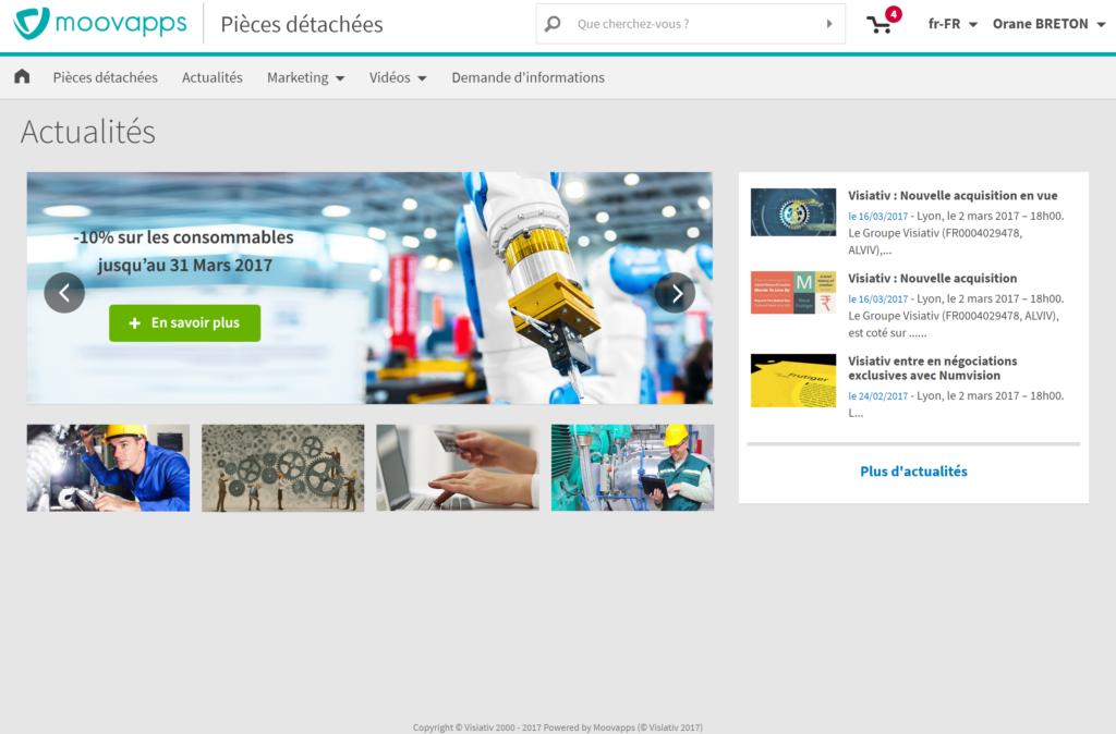 Avis Moovapps SmartPart : Facilitez l'accès à vos catalogues de pièces détachées - Appvizer