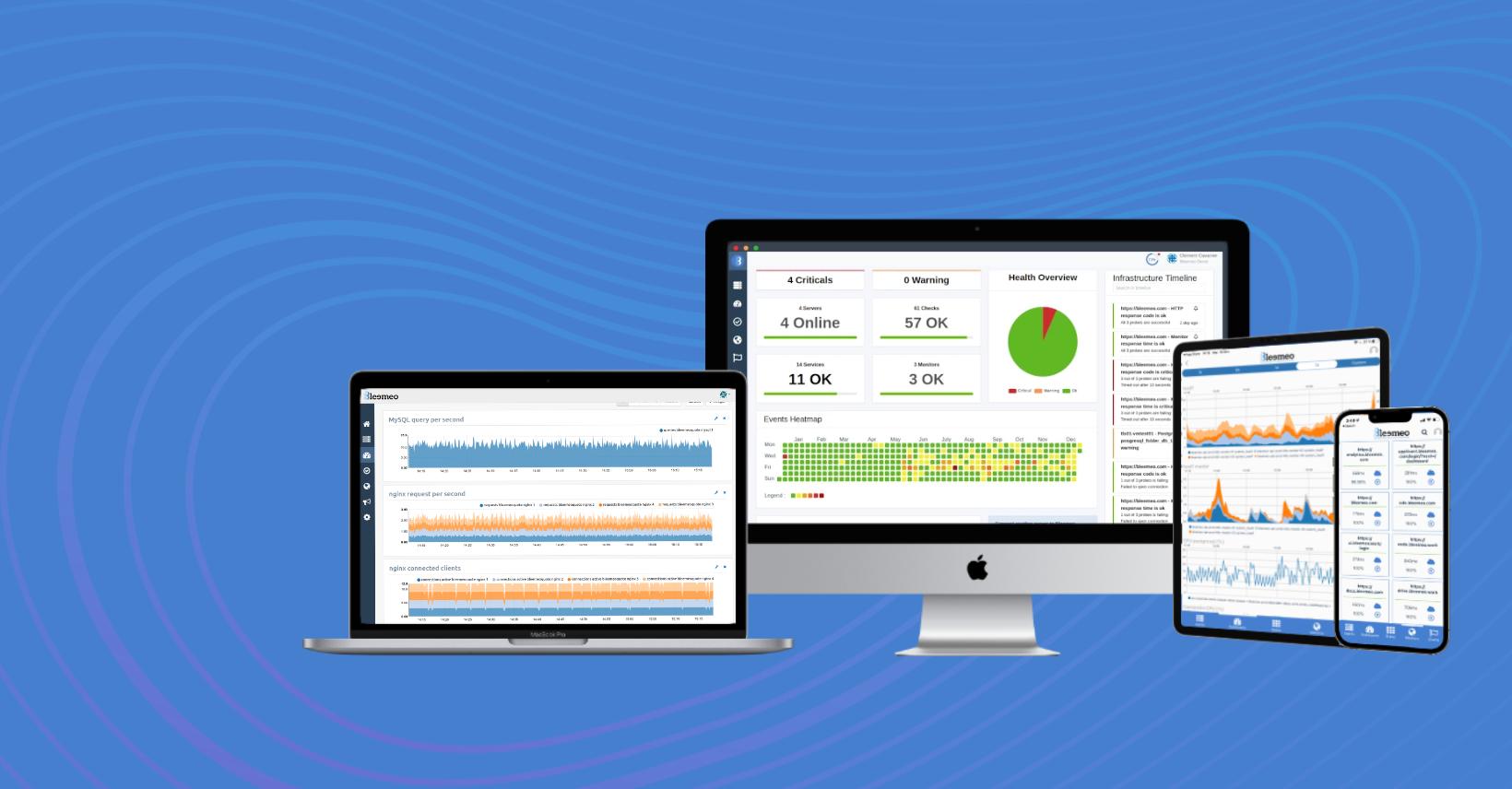 Avis Bleemeo : Infrastructure Monitoring made easy - appvizer