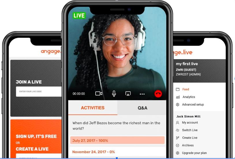 Angage Live-Screen Shot 2020-10-22 at 11.25.04