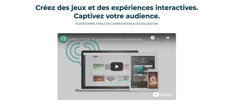 Avis Drimify : Gamification, Jeux Marketing et Serious Games - Appvizer