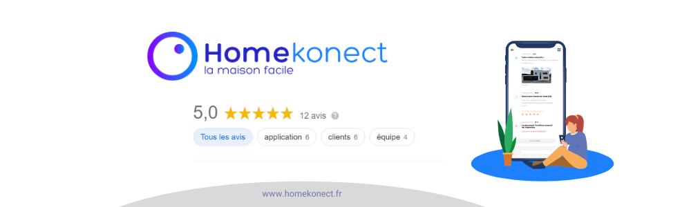 Avis Homekonect : Le logiciel de suivi de chantier 360° pour les constructeurs - appvizer