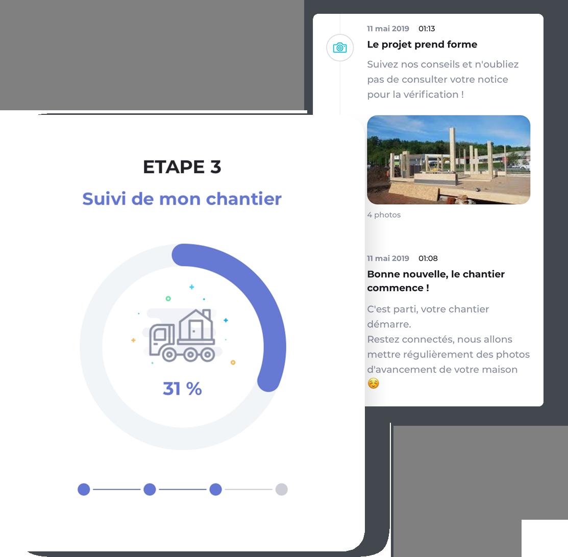 Plateforme client (application mobile)