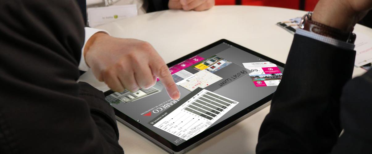 Avis Compositeur Digital UX : Solution logicielle pour l'interaction en face à face - Appvizer