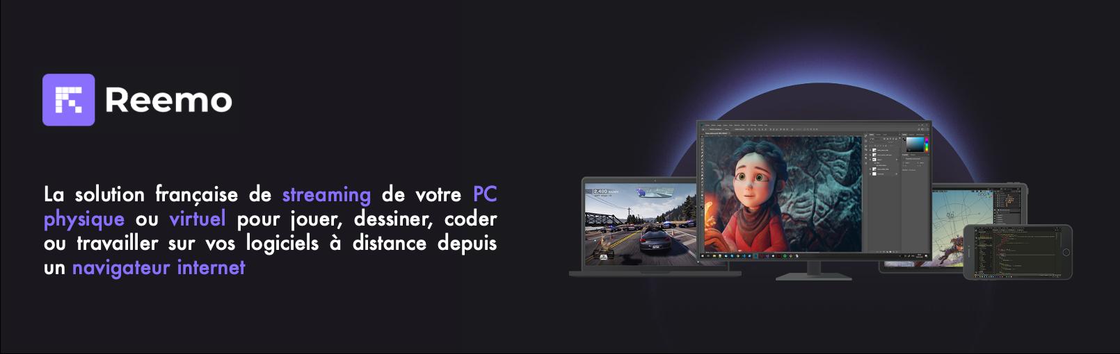 Avis Reemo : La solution de streaming de votre PC physique ou virtuel - appvizer