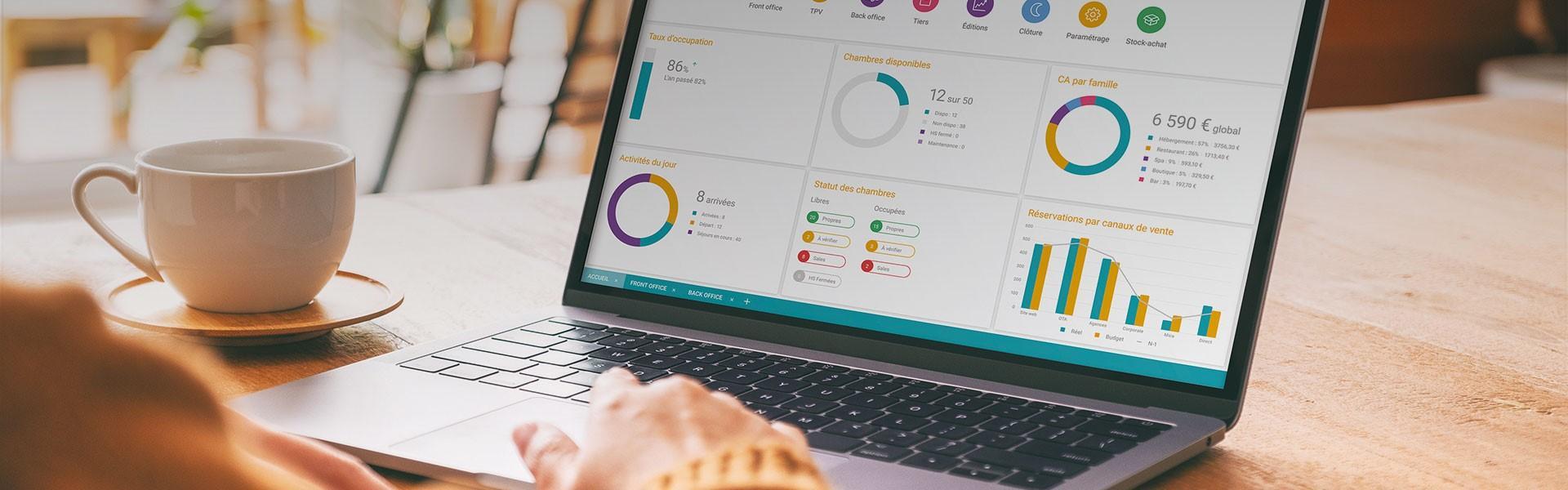 Avis Asterio : PMS Cloud, Booking Engine et Channel Manager natif integré - Appvizer