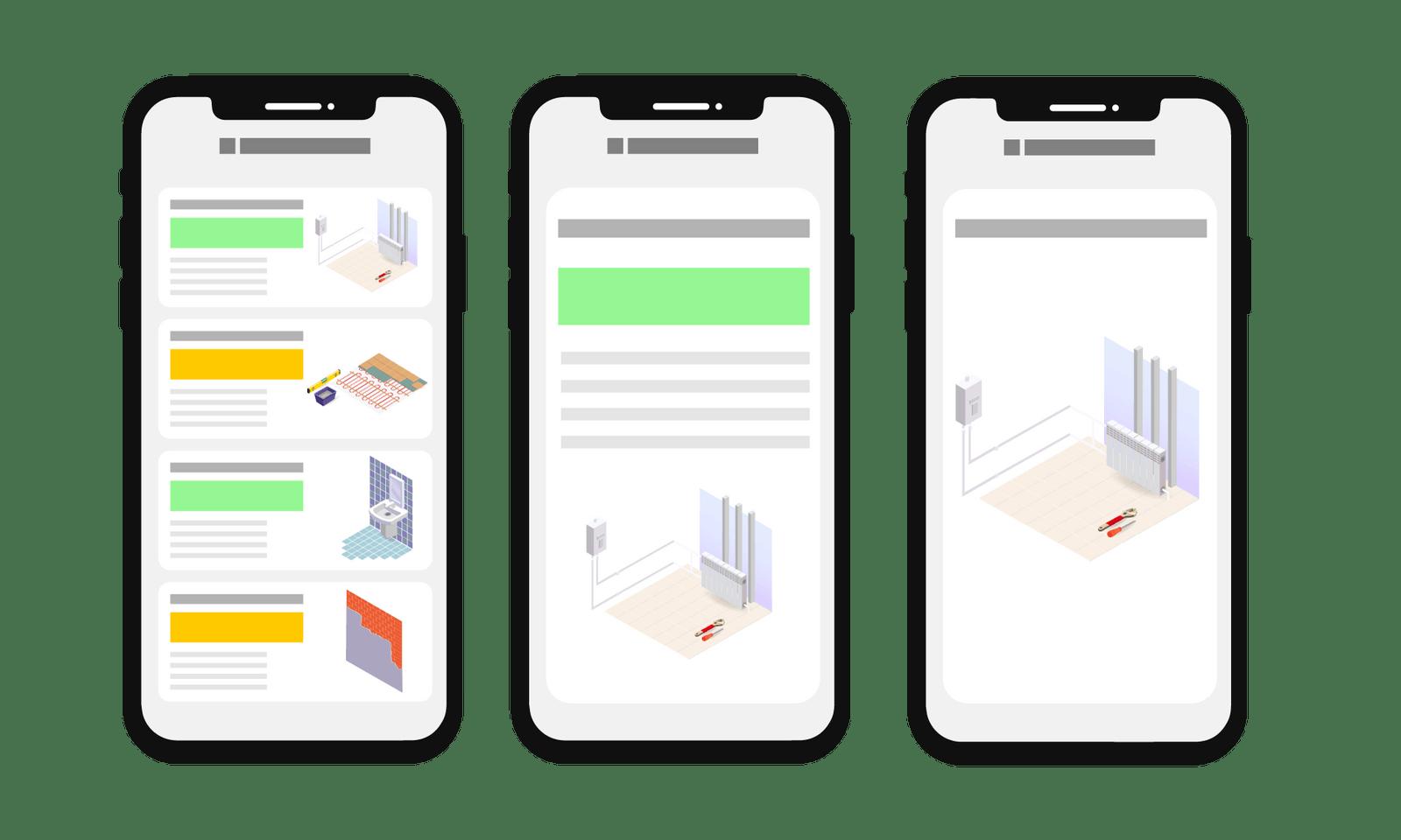 Gérer vos activités en mobilité avec l'application mobile native, y compris hors connexion.