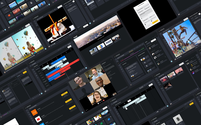 Avis HERAW : Solution collaborative de gestion de projets créatifs - Appvizer