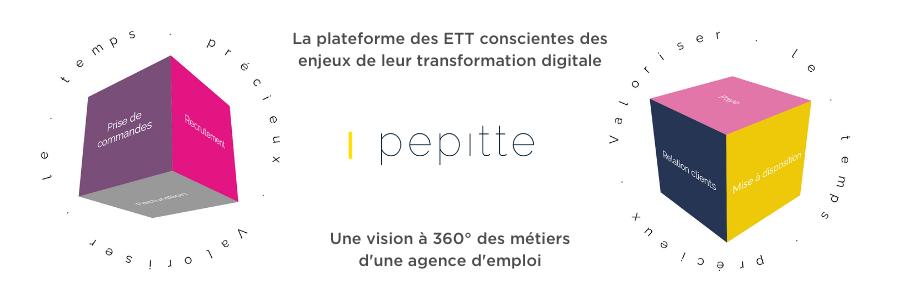Avis PEPITTE : La plateforme qui répond à 100% des besoins des ETT - Appvizer