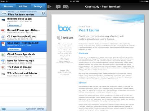Box: Sauvegarde quotidienne, Dossiers partagés, Synchonisation multi-ordinateurs