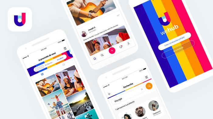We Hub - Marketplace Mobile C2C