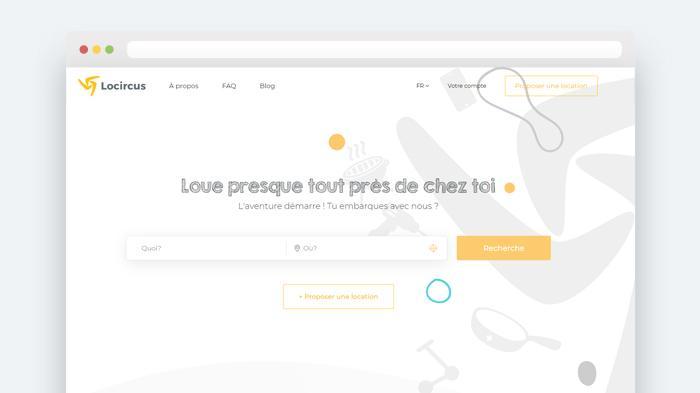 Locircus - Marketplace C2C