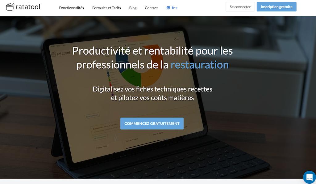 Avis RATATOOL : Productivité et rentabilité pour les  restaurateurs - Appvizer