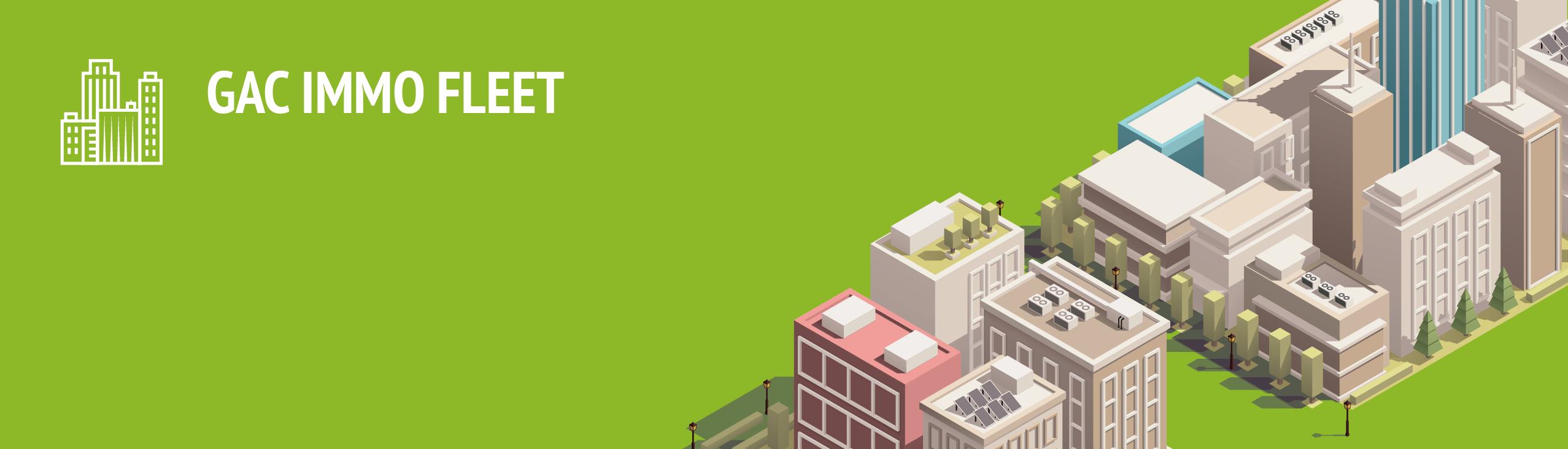 Avis GAC Immo Fleet : Logiciel de gestion de parc immobilier - Appvizer