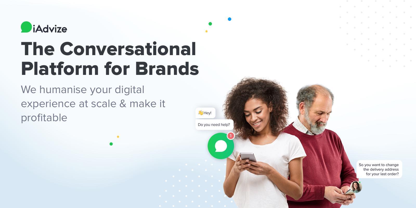 Avis iAdvize : Plateforme Conversationnelle - appvizer