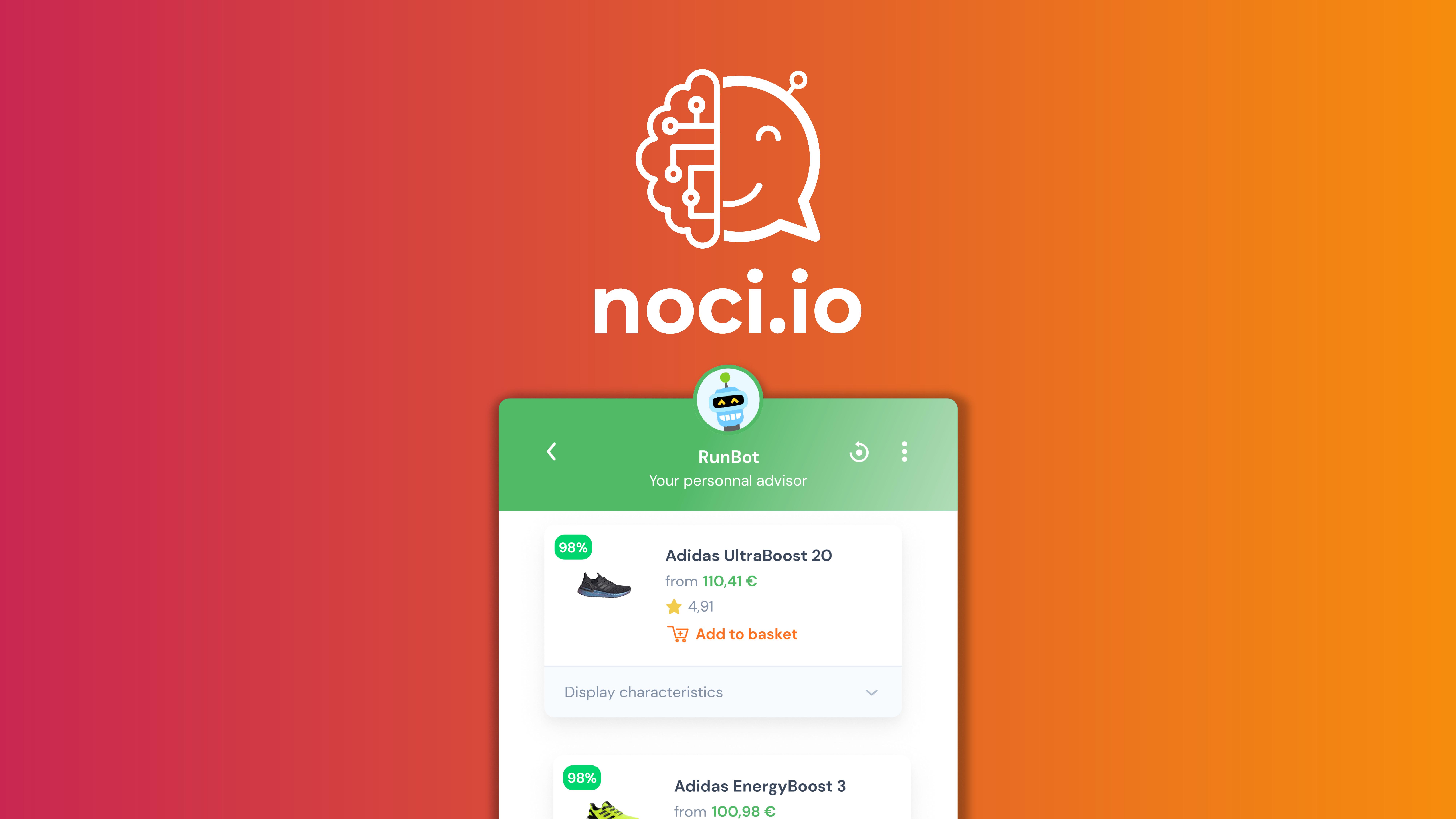 Avis Noci : Le chatbot qui révolutionne votre customer journey. - appvizer