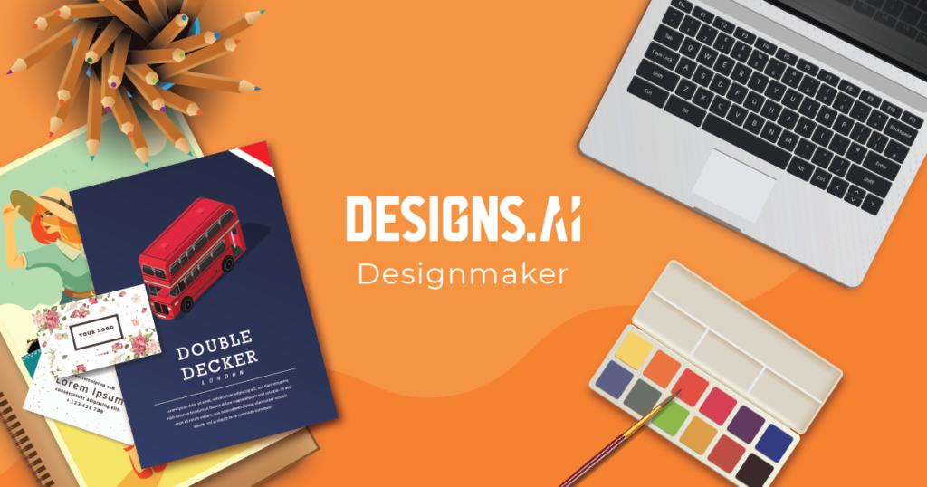 Avis Designmaker : Logiciel de création de visuels en ligne - Appvizer