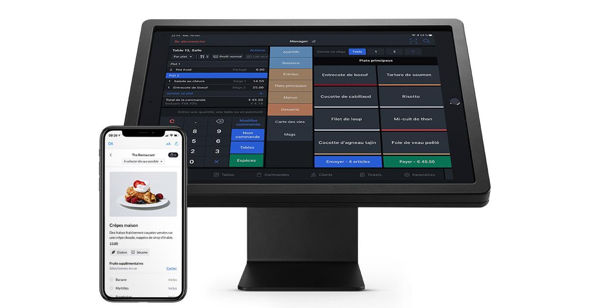 Avis Lightspeed Restaurant : La Caisse Enregistreuse Tactile pour Restaurants - Appvizer