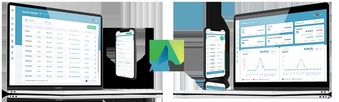Avis Axiobat - Groupe Foliatech : la solution de devis-facturation et de gestion de chantiers - Appvizer