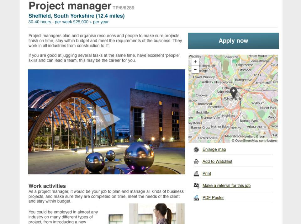 Applicant Tracking Software-screenshot-0