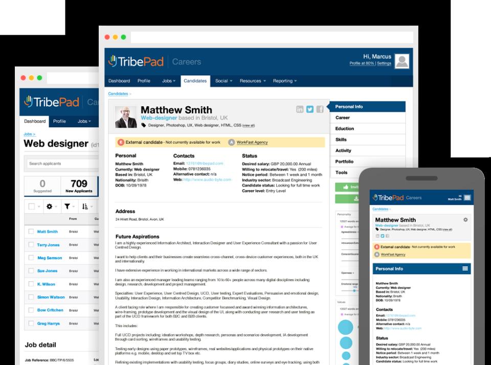 Applicant Tracking Software-screenshot-3