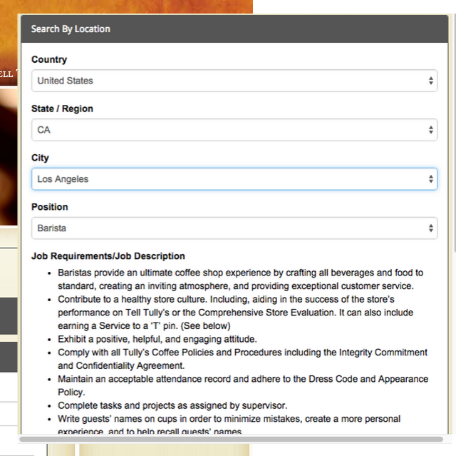 Applicant Tracking System-screenshot-1