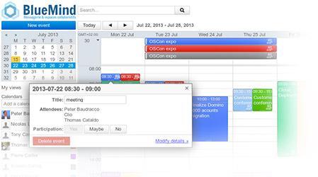 BlueMind: Redondance géographique des données, Réseau téléphonique, Secure Sockets Layer (SSL)