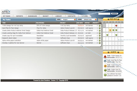 Aprix Marketing Manager-screenshot-0