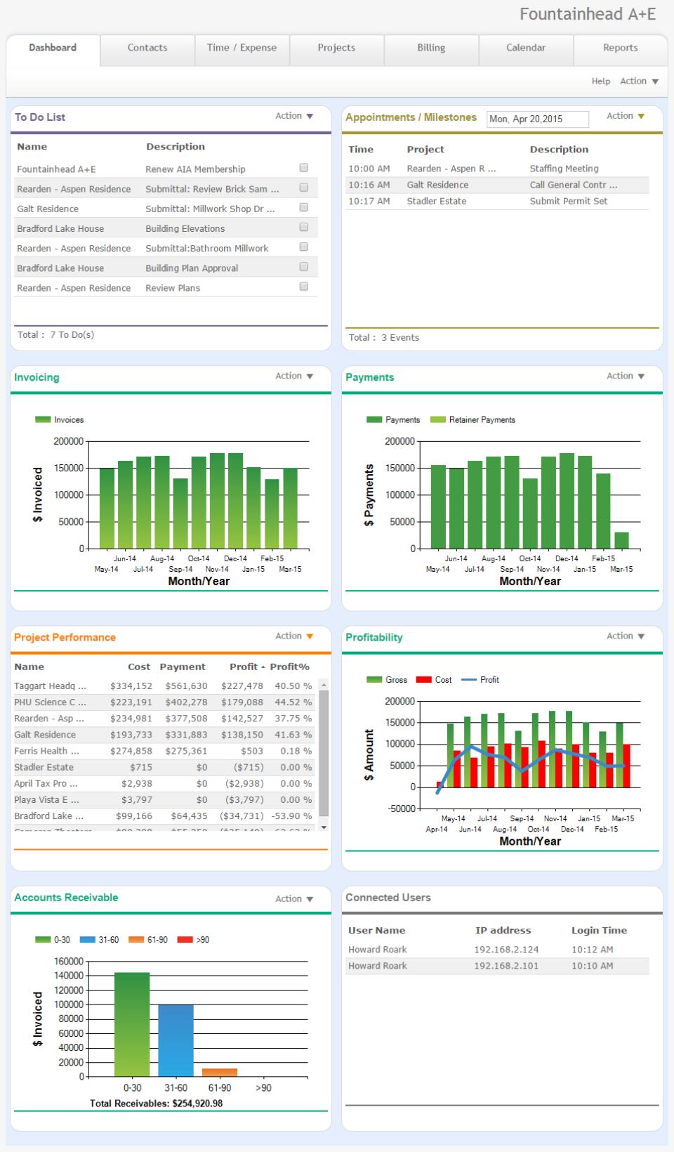 ArchiOffice-screenshot-1