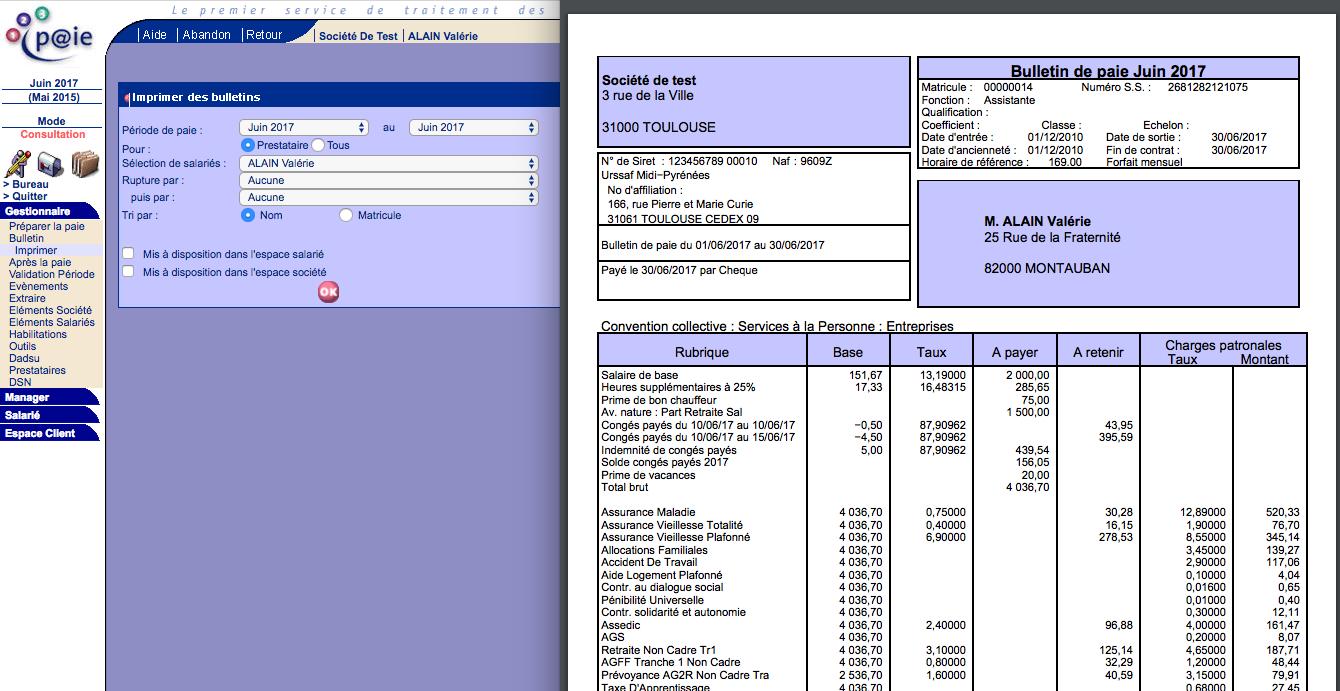 123paie   logiciel de paie en ligne  bulletin  dsn online