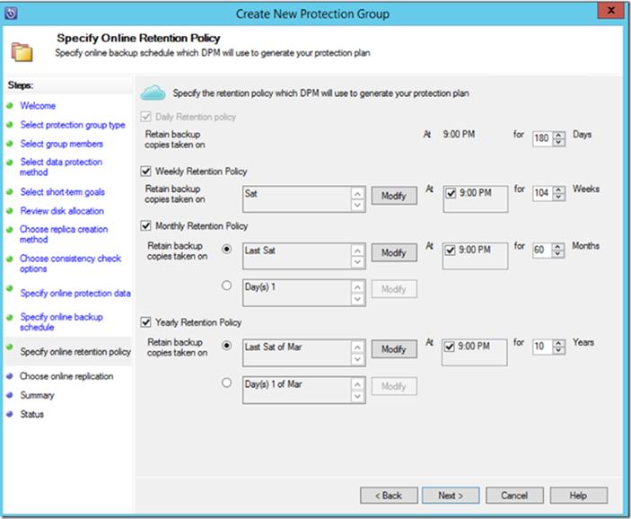 Microsoft Azure Backup: Assurance contre les pertes de données, Restauration des données, Utilisateurs maximum