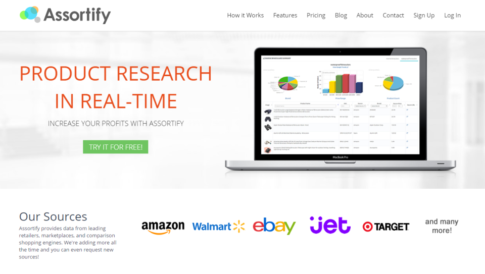 Assortify-screenshot-0