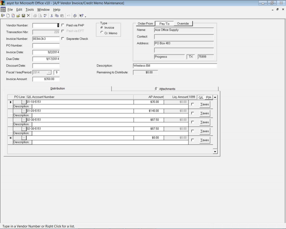 asyst:Financials-screenshot-2