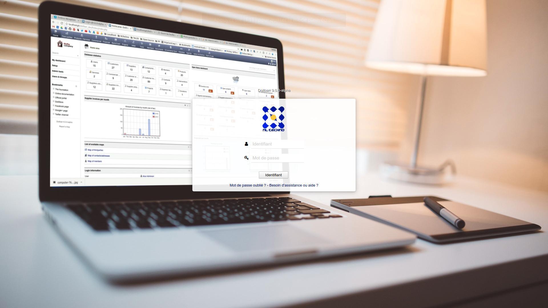 Dolibarr : ERP CRM cloud, open source, gestion entreprise ⇒ Avis et prix