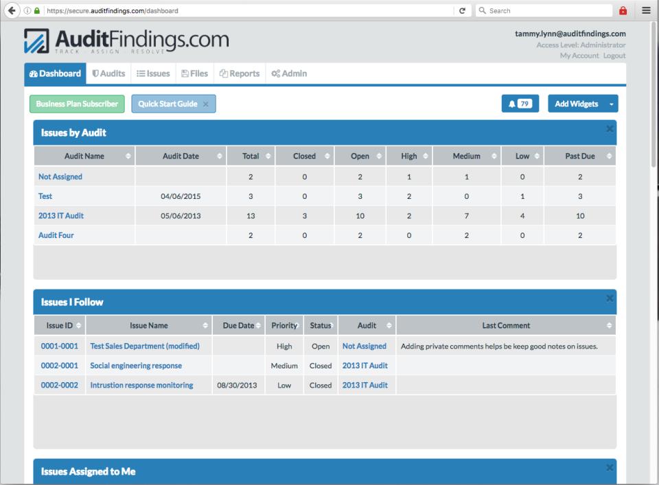 AuditFindings.com-screenshot-0