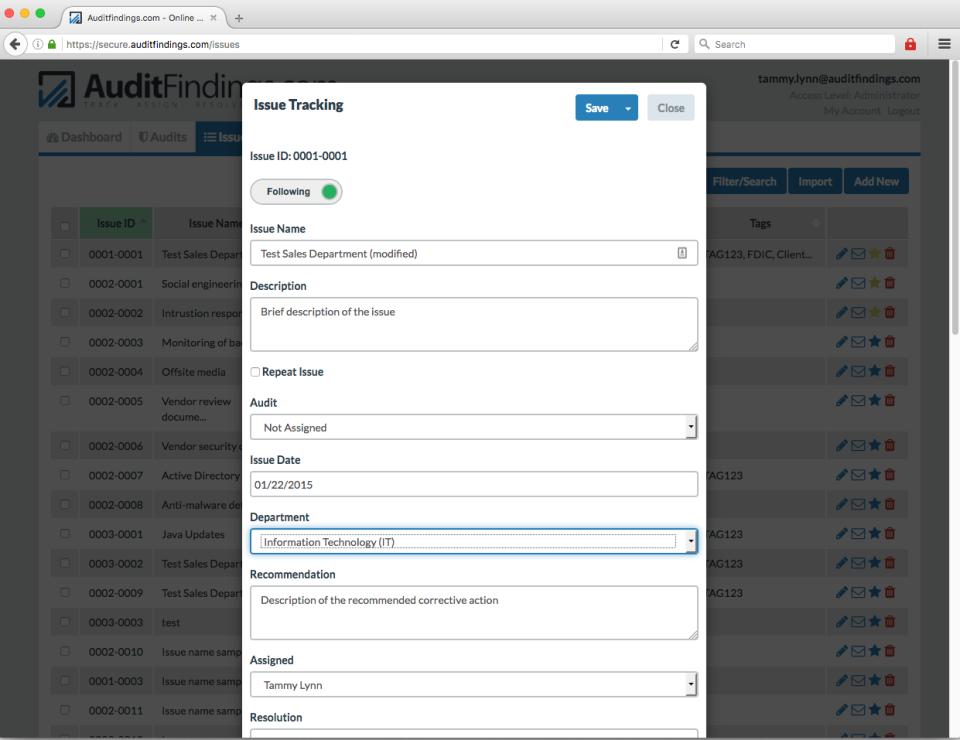 AuditFindings.com-screenshot-2