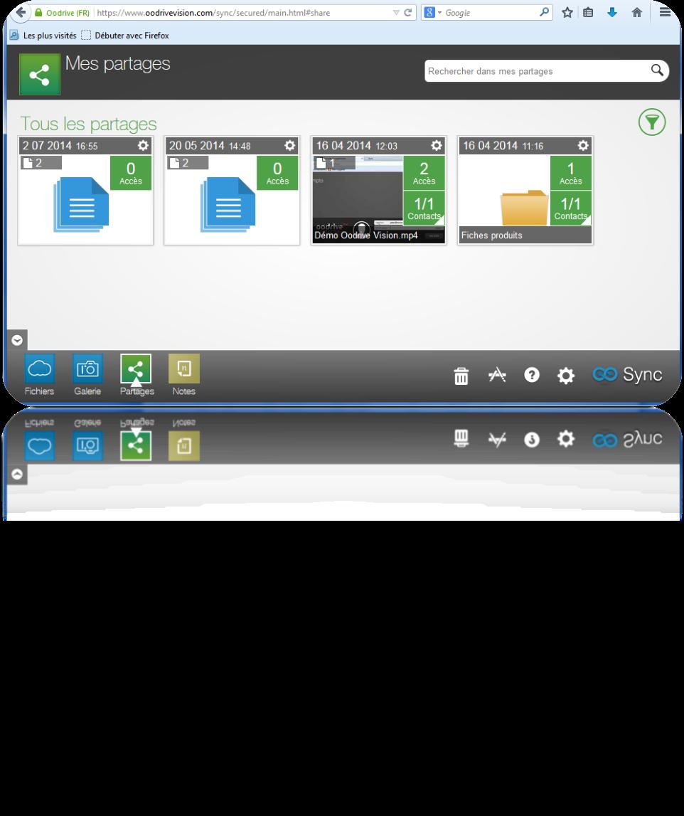 Oodrive Sync: Versions des documents, Assistance 24/7, Contrôle strict des accès aux serveurs