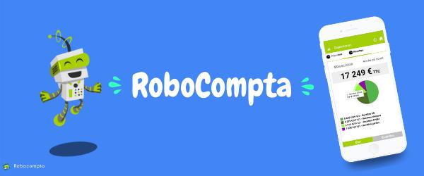 Avis RoboCompta : La comptabilité jusqu'au bilan web et mobile des TPE/PME - Appvizer