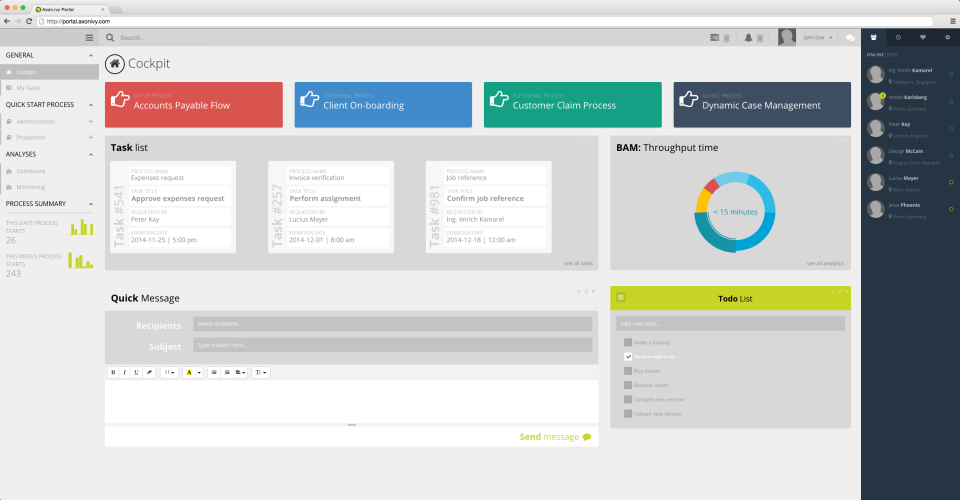 Axon.ivy BPM Suite-screenshot-1