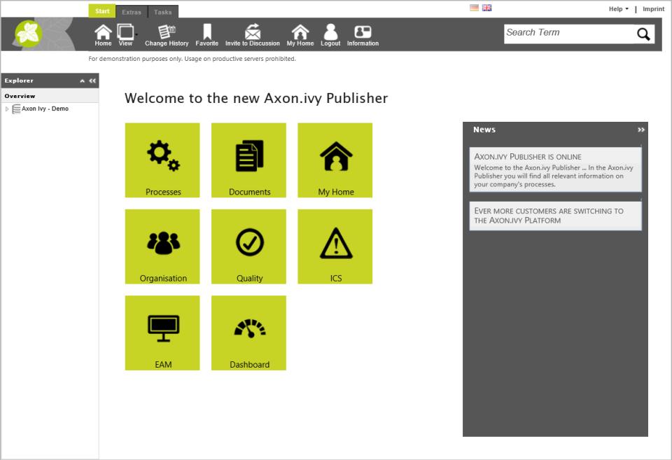 Axon.ivy BPM Suite-screenshot-3
