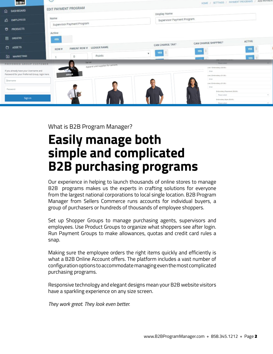 B2B Program Manager-screenshot-0