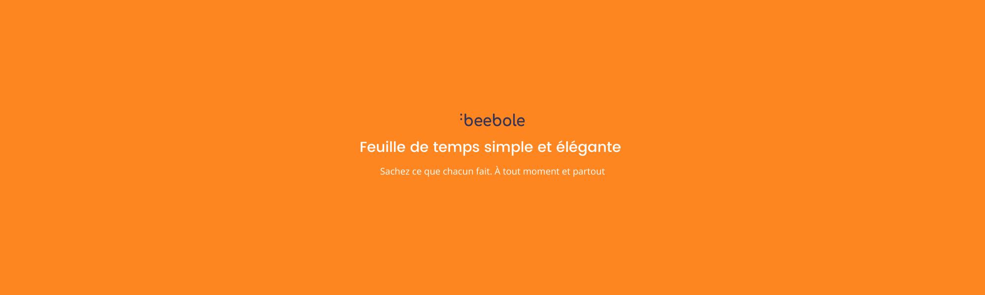 Avis BeeBole : Suivi des heures flexible, rapide et simple pour entreprises - Appvizer