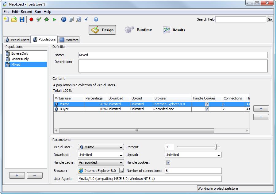 NeoLoad: Compatible Linux OS, Test de charge, Formation sur site