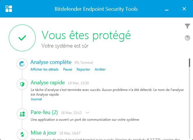 Bitdefender: Formation en ligne (webinaire), Anti-Phishing, Assistance 24/7