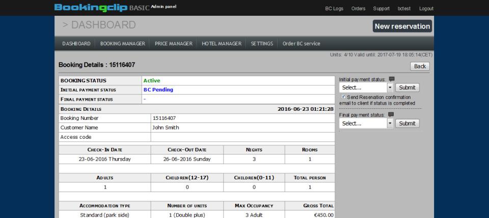 Booking Clip-screenshot-1