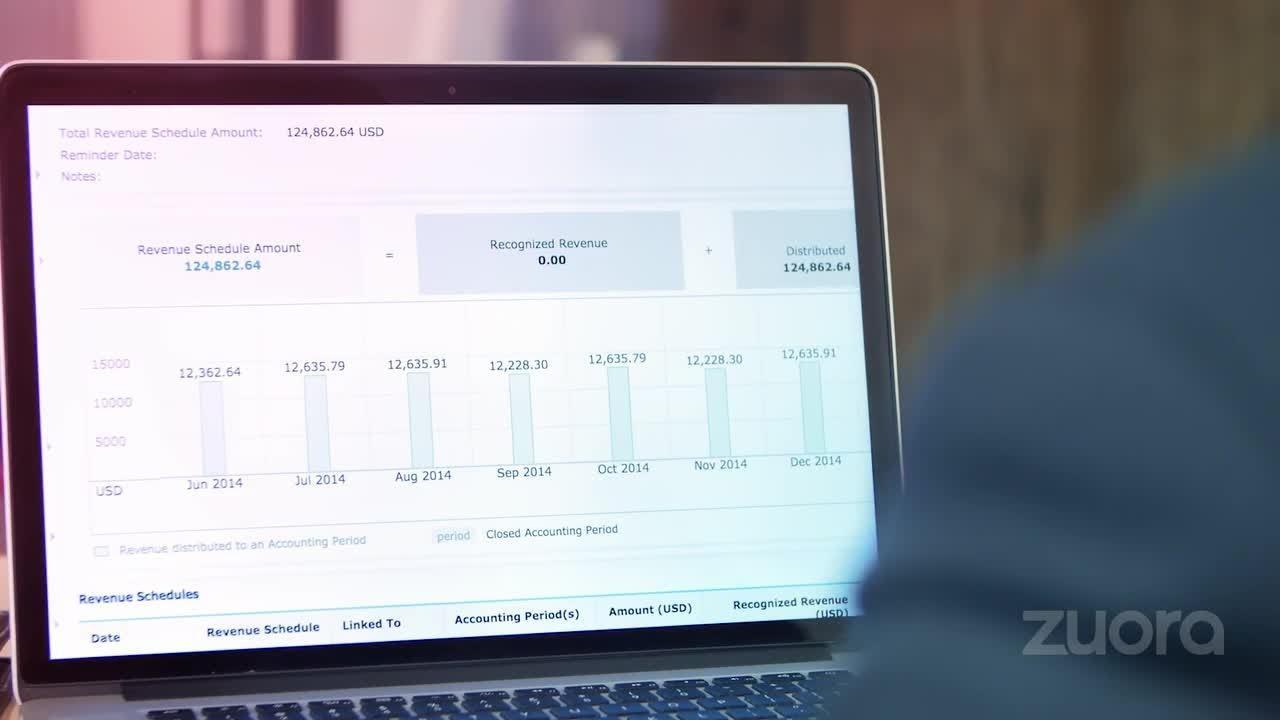 Avis Zuora : Gestion de revenus récurrents par abonnement - appvizer