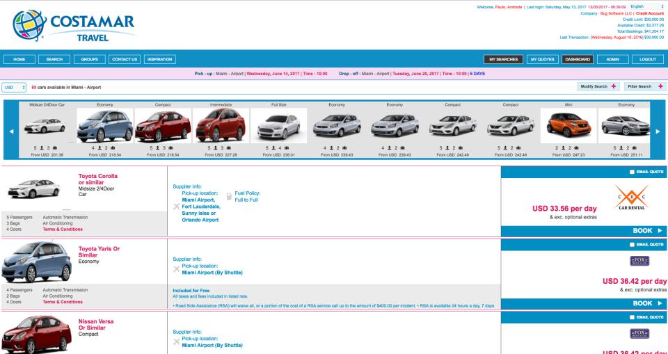 BugHotel Reservation System-screenshot-3