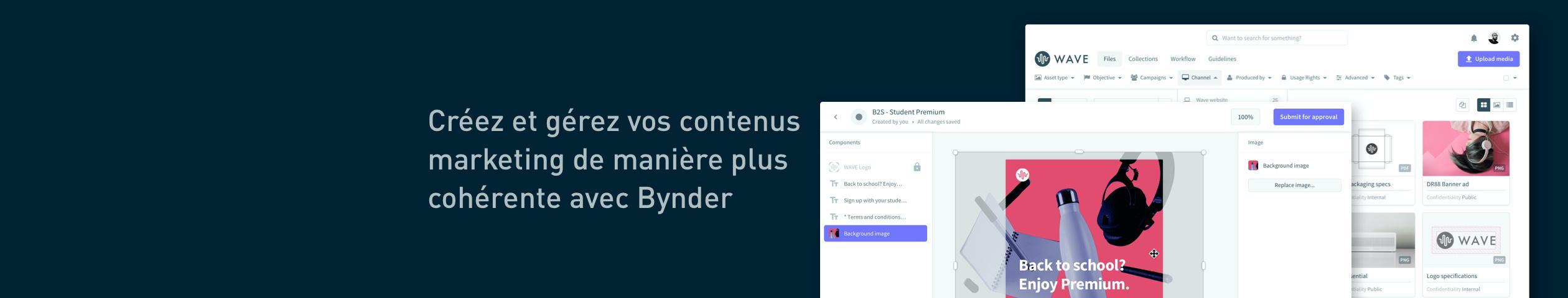 Avis Bynder : DAM, Photothèque et gestion de marque - appvizer
