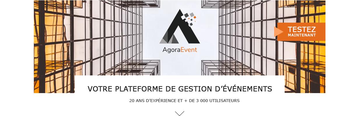 Avis AgoraEvent : La plateforme qui simplifie votre gestion événementielle - appvizer